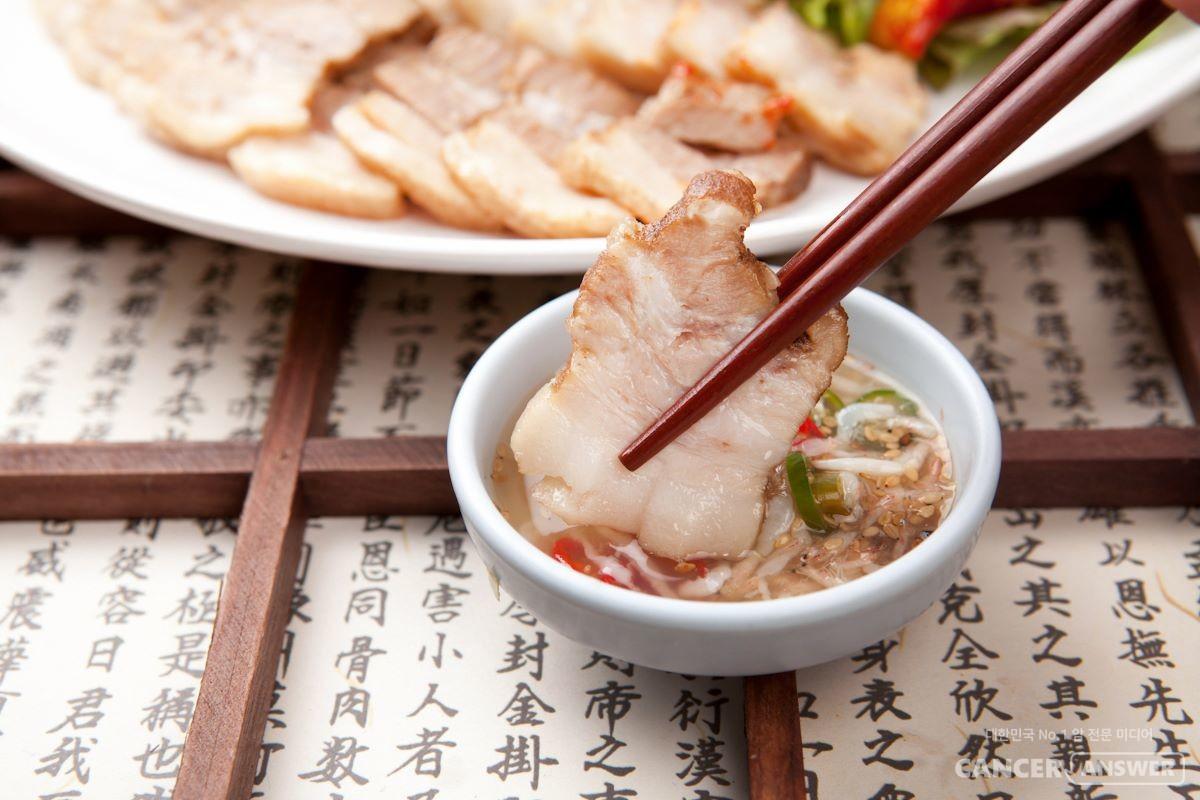 소화에 도움을 주는 새우젓. 특히 지방분해 능력이 좋아 돼지고기를 먹을 때 함께 먹으면 좋다. / 게티이미지뱅크
